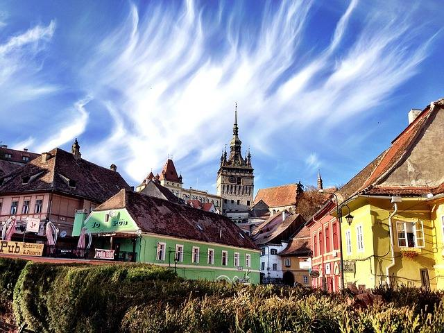 Sighisoara - tours in Transylvania - Romania